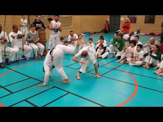 Jerry Capoeira Ulm #professorjerry #capoeira #gingamundoulm