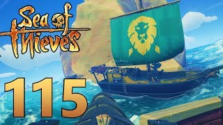[115] Nearly LEGENDARY!!! (Sea Of Thieves Gameplay PC)