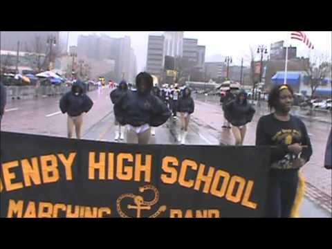 Denby's Ocean of Sound Band - St  Patrick's Day Parade 2016