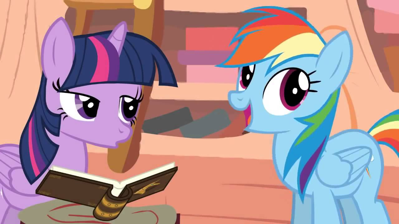 rainbow dash is excited 20 minute version perfect loop