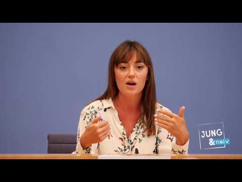 BürgerPresseKonferenz mit Auslandskorrespondenten - 25. August 2018