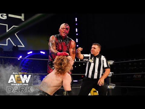 The Hybrid2 vs The Natural Nightmares | AEW Dark 8/11/20