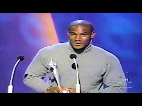 Tyson Beckford  Male Model of The Year 1995