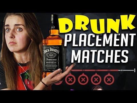 DRUNK PLACEMENTS [Overwatch Season 7]