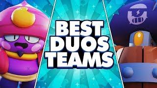 Best Duo Showdown Teams in Brawl Stars