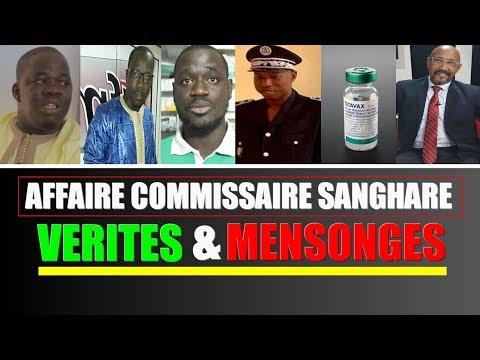Affaire commissaire Sangharé : toute la vérité (Suite et fin)