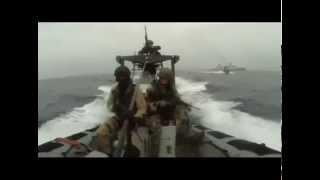 รัชเซีย ถล่มเรือโจรสลัด โซมาเลีย 2013 ใหม่