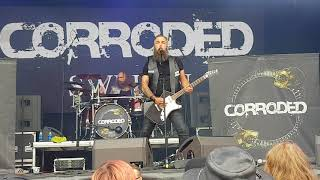 Скачать CORRODED I Am The God Live Sabaton Open Air 2017