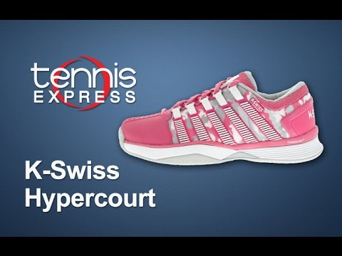 - TennisExpress K-Swiss Women`s Hypercourt Express Tennis Tee