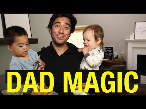 Magic Tricks Shots for Dads