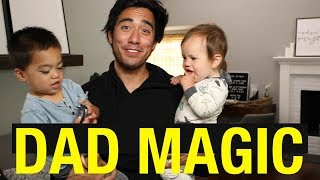 Magic Tricks Shots for Dads