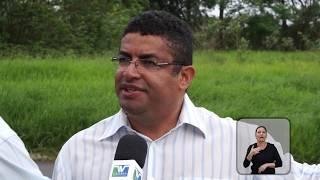 Vereadores em Ação - Zé Luiz - Lombada na Avenida Julieta Crusca de Jesus