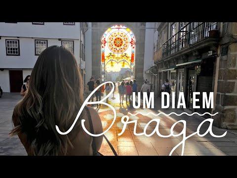 Um tour por Braga