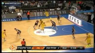 MVP Of The Night: Jordan Farmar (Efes Istanbul, 10.11.11)