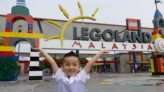 Legoland Malaysia Theme Park Family Holiday Fun Trip With Ckn Toys