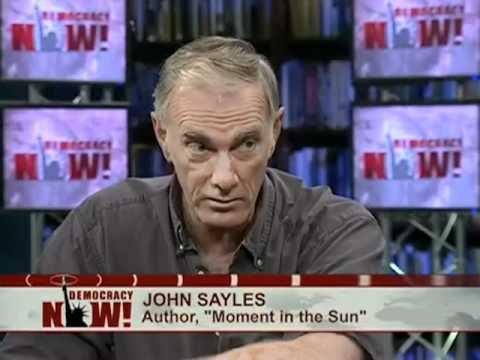 John Sayles Talks About Battle of Blair Mountain, Film Matewan & GOP's Union Busting Efforts