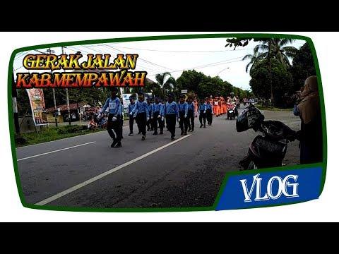 GERAK JALAN Di Kab.MEMPAWAH 2017