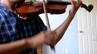 Alones Bleach opening 6 violin solo
