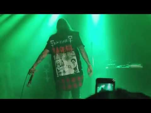 Pouya ft. GHOSTEMANE - 1000 Rounds Live @ Atlanta, GA
