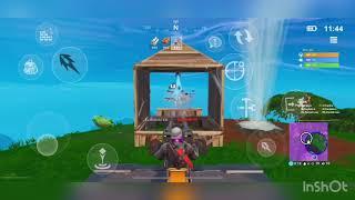 Killing Bots In (Fortnite Battle Royale Mobile)!!!!!!!