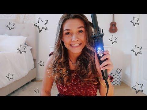 How I curl my hair | Emma Marie
