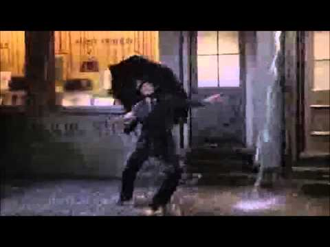 Cantando bajo la lluvia (Singuin' in the rain. Stanley Donen, Gene Kelly, 1952) from YouTube · Duration:  3 minutes 58 seconds