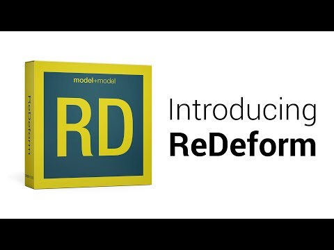 ReDeform plugin released for 3DS Max - CGPress