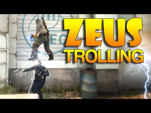 CS:GO - Zeus Trolling! #3
