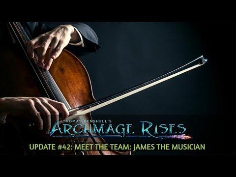 Update #42: Meet the Team: Musician James