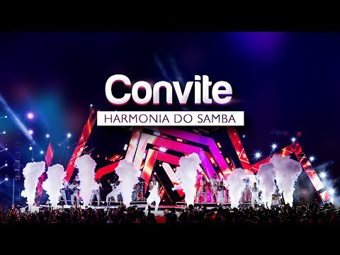 Harmonia do Samba - Convite (Gostosinho)  | DVD Ao Vivo Em Brasília