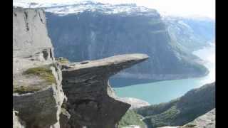 Самые удивительные горы планеты.