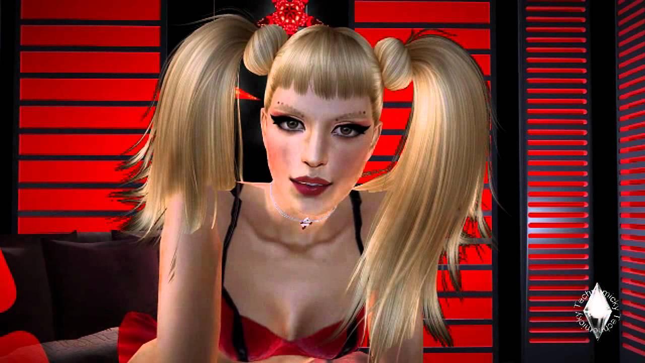 Lady Gaga - Christmas Tree Sims 2 HD - YouTube