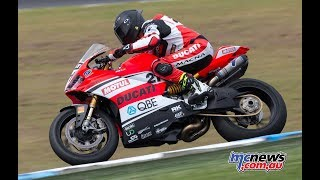 Troy Bayliss on his Superbike comeback and ASBK 2018