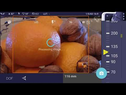 Magic ViewFinder: a free director's viewfinder app for