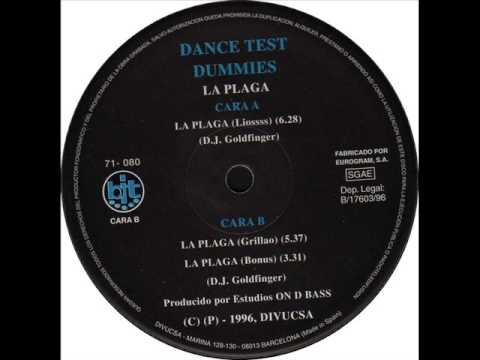 Dance Test Dummies - Darkness