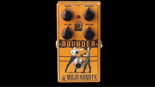 Mojohand FX Rounder Fuzz demo be Lance Seymour