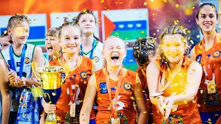 FRIENDSHIP CUP 2020 U13 | «КУБОК ДРУЖБЫ 2020 U13» | Volleyball Kids (HD)