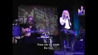 URIAH HEEP - Traveller in Time (acoustic live) - legendado