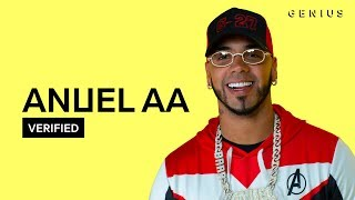 Anuel AA ''in China'' Buchstabe Offizielle Bedeutung | Verified