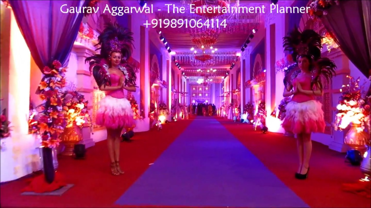 CARNIVAL WELCOME GIRLS EVENTS DELHI [+919891064114] - YouTube