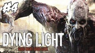 Dying Light [#4] NIGHT HAS FALLEN! - [Full Game Walkthrough] HD 1080p (PS4 Xbox One PC)
