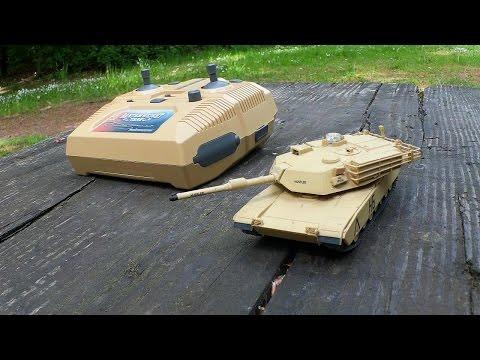 Torro M1A1 ABRAMS - 1/72 RC Panzer von...