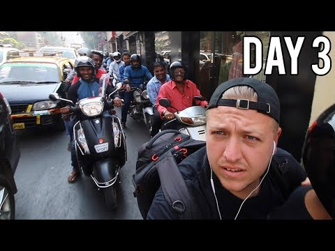 MUMBAI, INDIA WITH NO MONEY - DAY 3