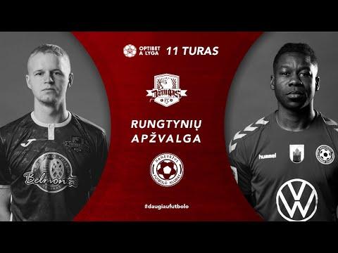 Dziugas Telsiai FK Panevezys Goals And Highlights