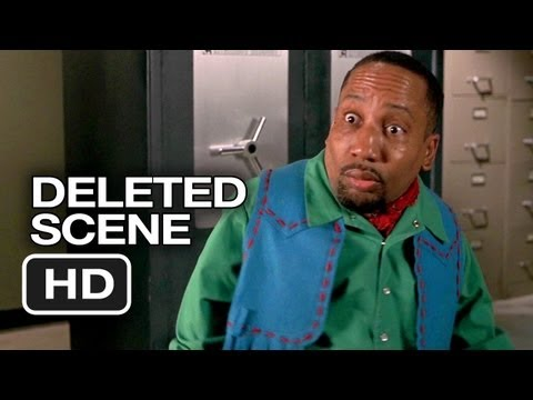 Bad Santa Deleted Scene - Safe (2003) - Billy Bob Thornton Movie HD