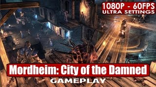 Mordheim: City of the Damned gameplay PC HD [1080p/60fps]