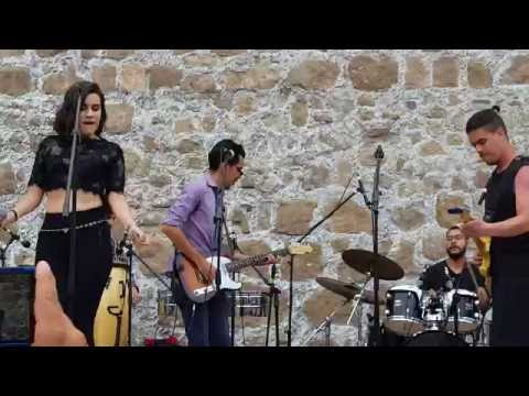 Lift Off. Cover. Groove Collective. Elma Guzmán.