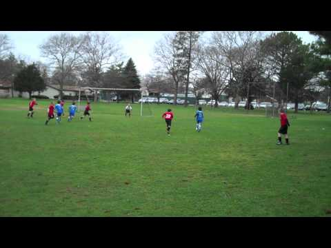 Brooklyn Italians U8 Away At Franklin Square 2-2