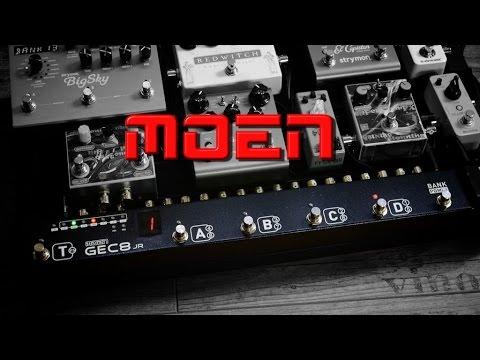 Moen GEC8 Jr - Looper/Switcher - Full Demo