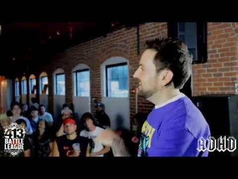 413 Battle League  - Buck Russell vs Matty Phrase